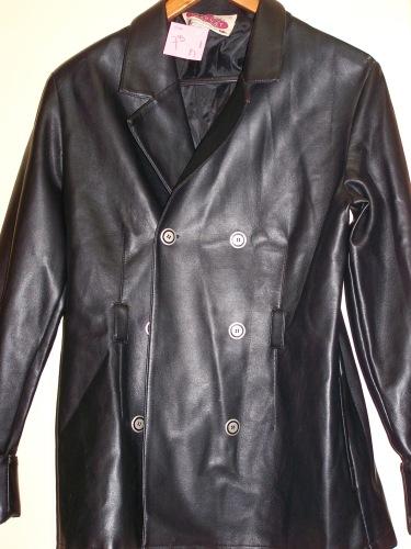 $7 Leather Jacket