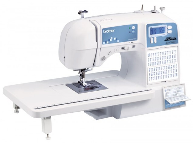 Brother XR9500PRW Sewing Machine Update - by LaCartera - https://lacarteradesigns.com/2015/11/19/brother-xr9500prw-sewing-machine-review-update/