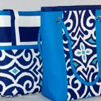 Another Santorini Tote!  Is it a Hit or Miss?