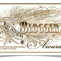 Very Inspirational Blogger Award!