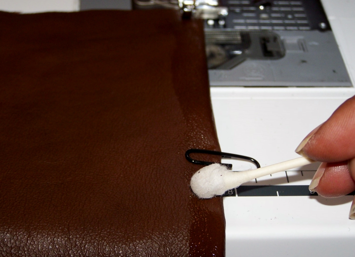 Tips for Sewing Leather