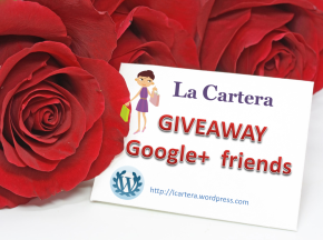 It's time for the Google+ Friend Giveaway! (Closed)