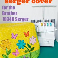 Sewing Tip - Serger Cover Tutorial