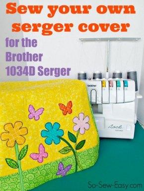 Sewing Tip – Serger CoverTutorial