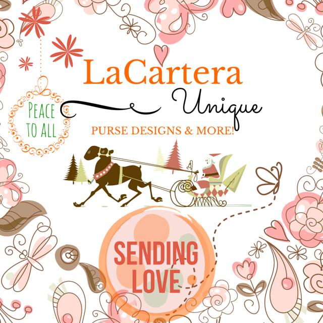 LaCartera Sending Love