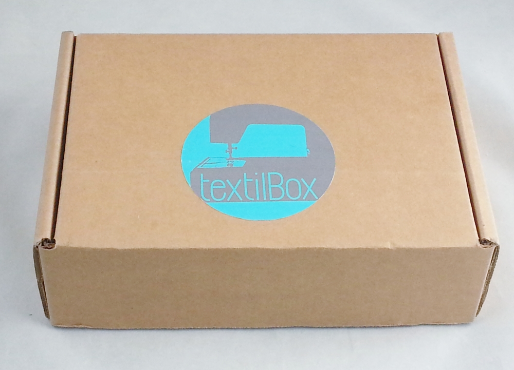 Textilbox received by LaCartera
