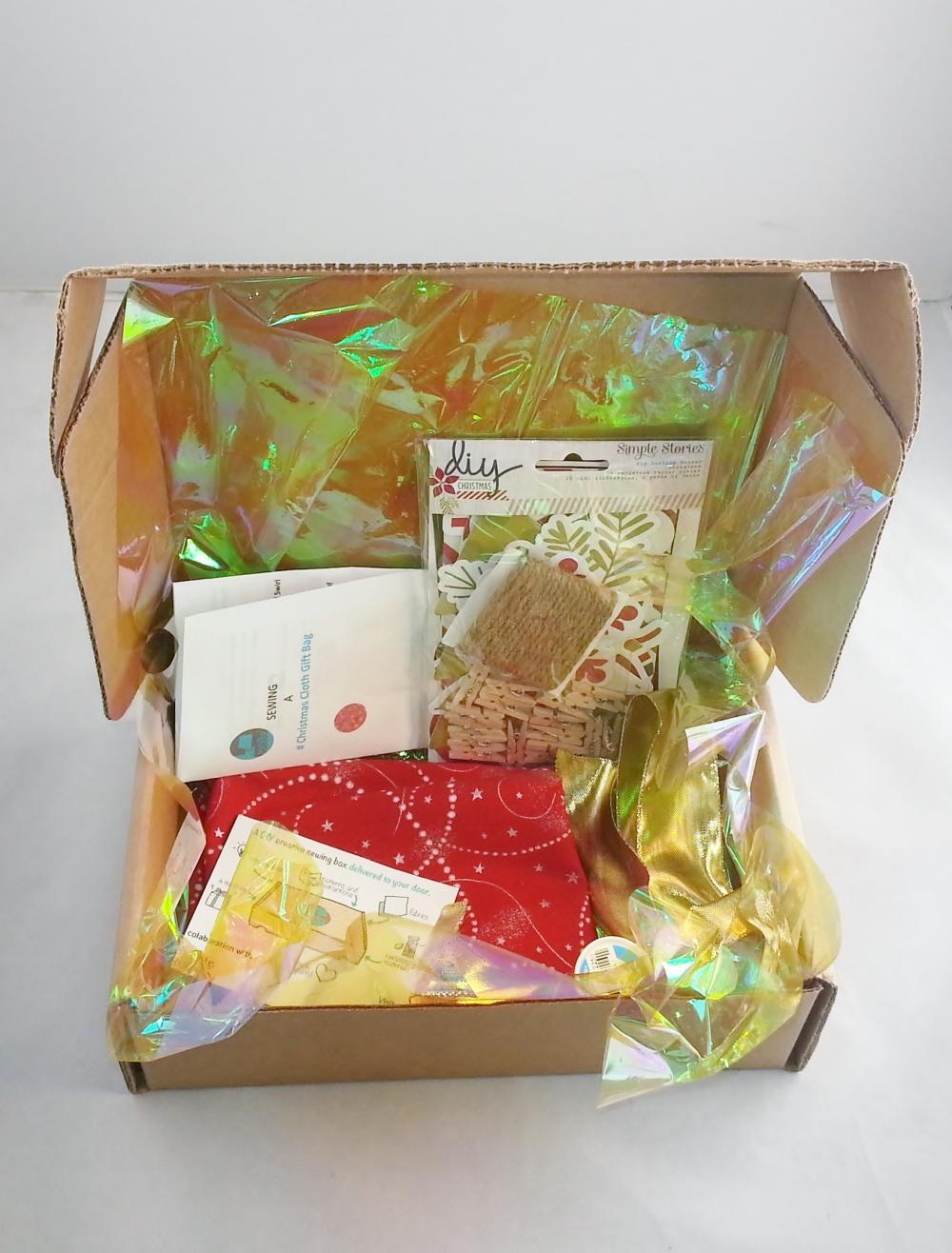 LaCartera -Textilbox contents