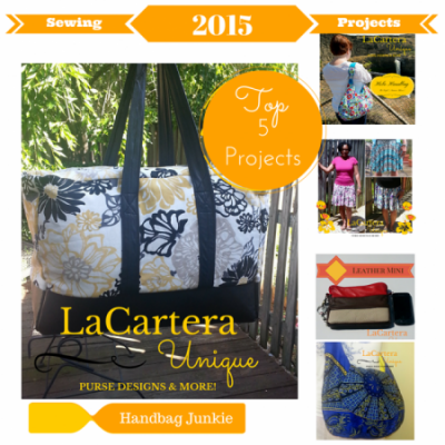 LaCartera Top 5 Sewing Projects