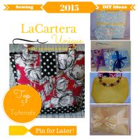 Top 5 Handbag Sewing Tutorials
