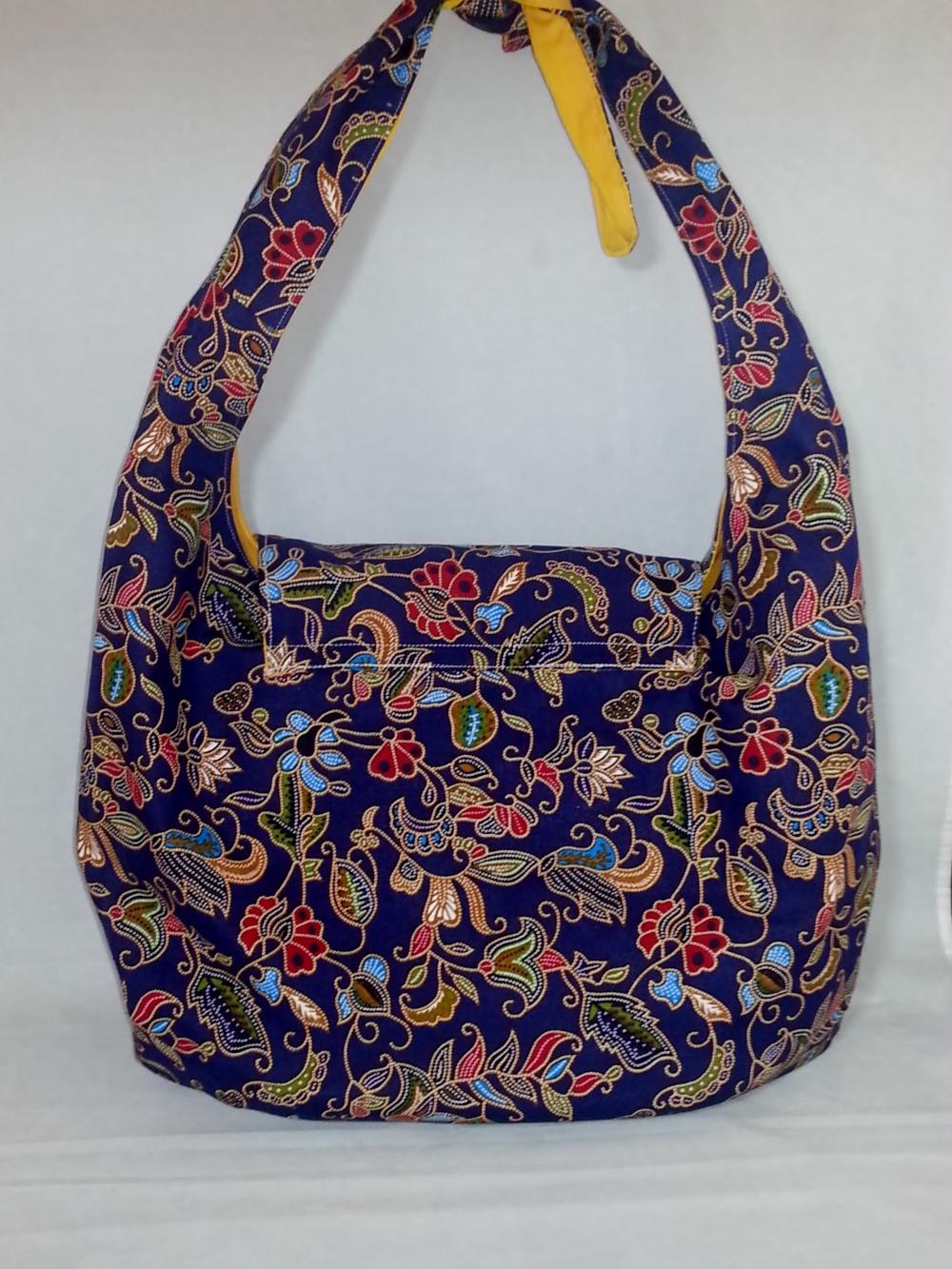 Sling bag- back