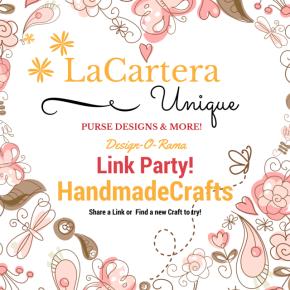 Design-O-Rama Craft Link Party#15