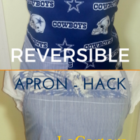 Reversible Apron - Hack