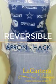 Reversible Apron Tutorial - http://wp.me/p2ZX0M-1iL