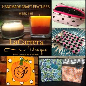 Handmade Craft Features – Week#15