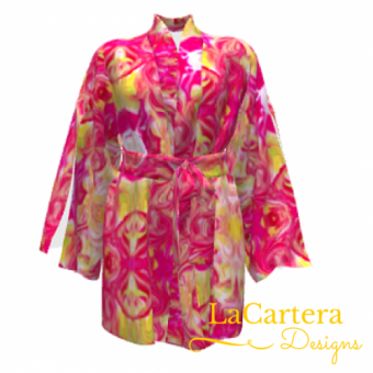 Secret Garden - Kimono Challenge - https://lacarteradesigns.com/2016/04/23/the-latest-thread-design-challenge/