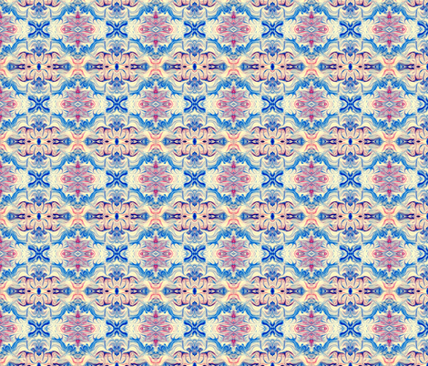 Faded Glory Print - http://www.spoonflower.com/designs/5282682-faded-glory-by-lacartera