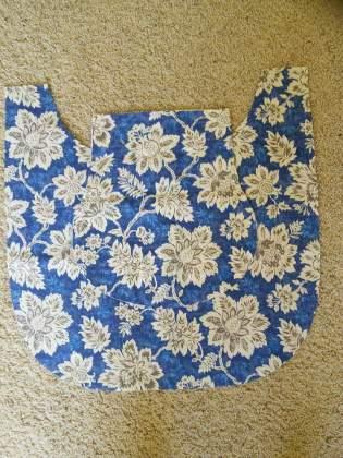 Sandy's fabric