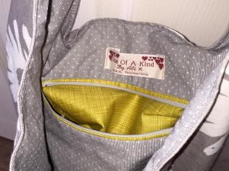 Thimberlina inside pocket