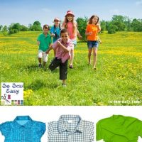 Sewing Tip - Fabric Ideas for Long Lasting Children's Wear