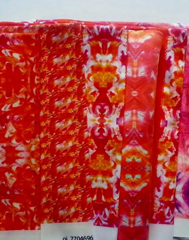 Orange Sunshine Collection - Fat Quarter's