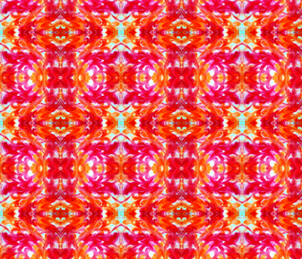 Sound Wave -http://www.spoonflower.com/fabric/5392027-orange-tile-by-lacartera