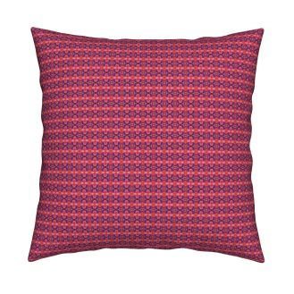 "Catalan-Square Throw Pillow With Insert, 18"" X 18"" - https://www.roostery.com/p/catalan-square-throw-pillow/5231170-violet-eruption-by-lacartera"