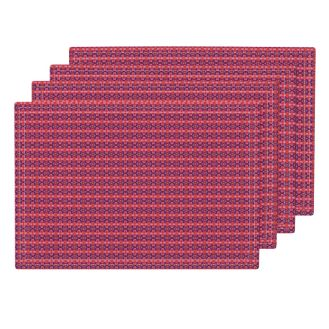 Lamona-Cloth Placemats (Set of 4) - https://www.roostery.com/p/lamona-cloth-placemats/5231170-violet-eruption-by-lacartera