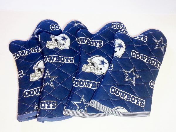 Oven Mitts - Dallas Cowboys