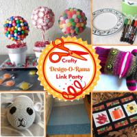 Crafty Design-O-Rama Link Party #23