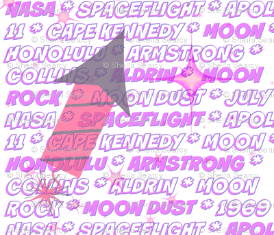 moon landing design