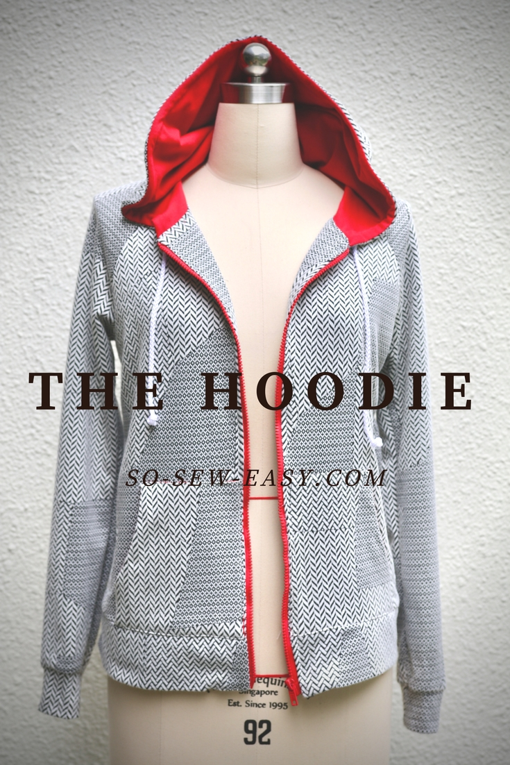So Sew Easy The-hoodie_Cover
