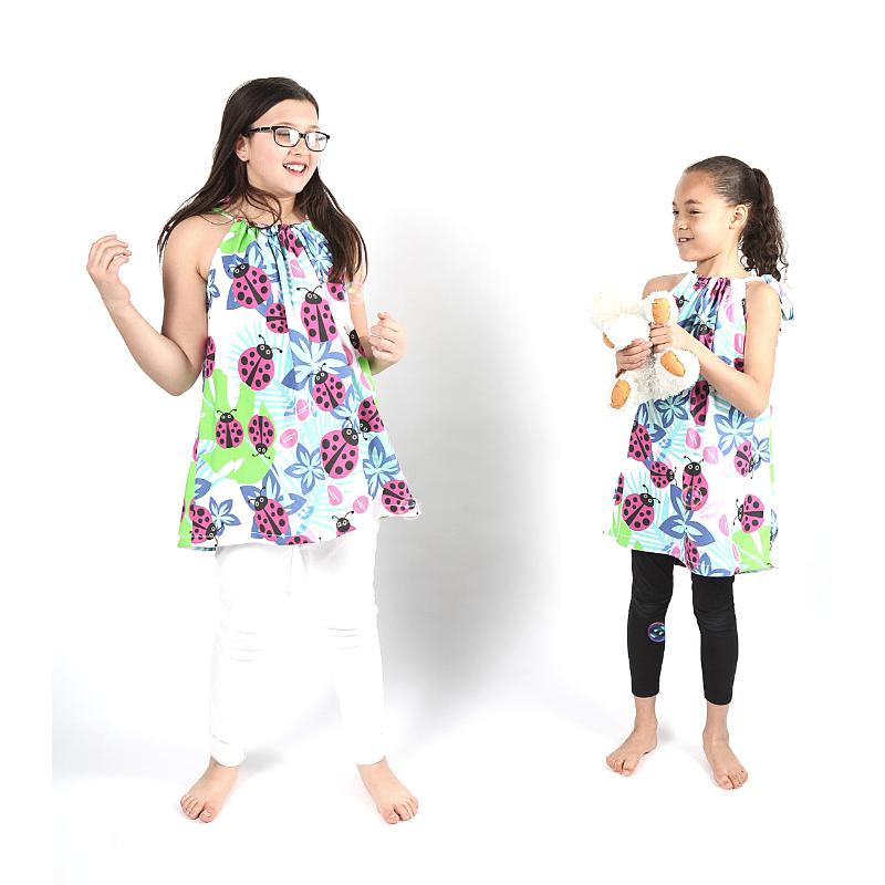 Ladybug dresses_girls
