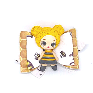 bee hairclip