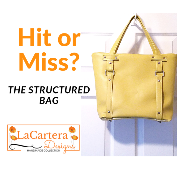 Hit or Miss__Structured Bag