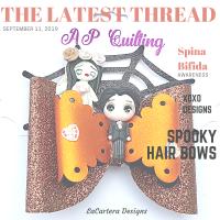 The Latest Thread ~ Spooky Hair & XOXO Campaign