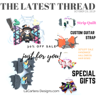 The Latest Thread- Special Gifts for the Family and 30% off Bow Sale