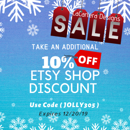 10 percent off sale