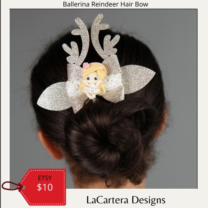 ballerina Reindeer
