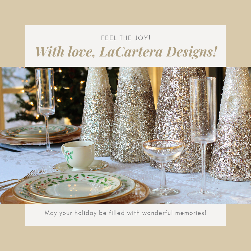 Blog-With love, LaCartera Designs