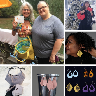 LaCartera Designs_2019 Handbags and Jewelry