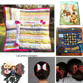 LaCartera Designs_2019 Quilts and Bows